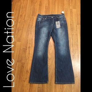 ffed0214b06 ... NWT love nation jeans ...